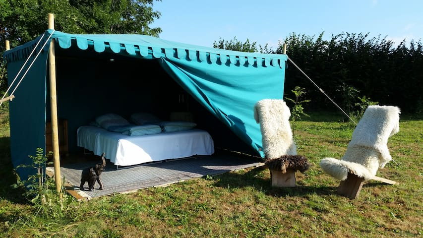 Sweet Dreams, luxurious camping - Skårup Fyn - 旅舍
