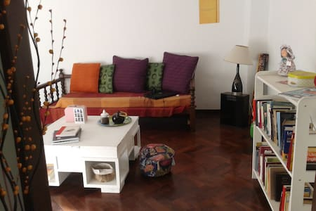 Ample double room - Buenos Aires - Apartment