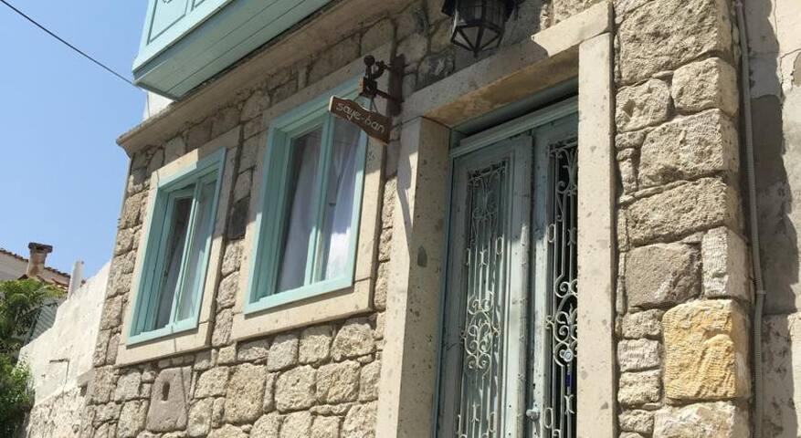 Sayeban, ister otel ister taş ev konforunda... - Alaçatı - Villa