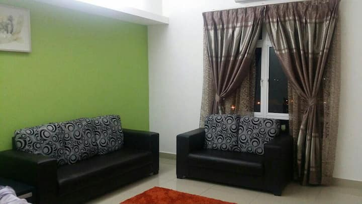 De'Viana Wakaf Che Yeh Cozy 1 Room Apartment