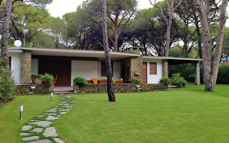 Villa Monte - Pine forest Roccamare - Roccamare - Vila
