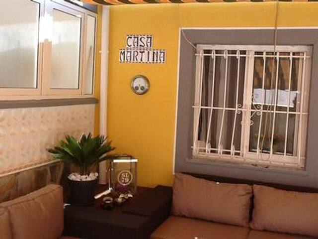 Terraced house with all the comforts to enjoy your holidays