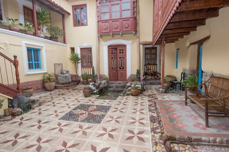 Charming Mini Apartment in City Center - Cusco - Apartment - 2