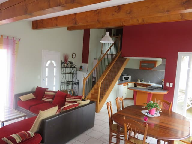 Beautiful and cosy flat near the beach & Spain - Villelongue-Dels-Monts - Appartement