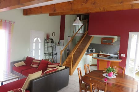 Beautiful and cosy flat near the beach & Spain - Villelongue-Dels-Monts - Lakás