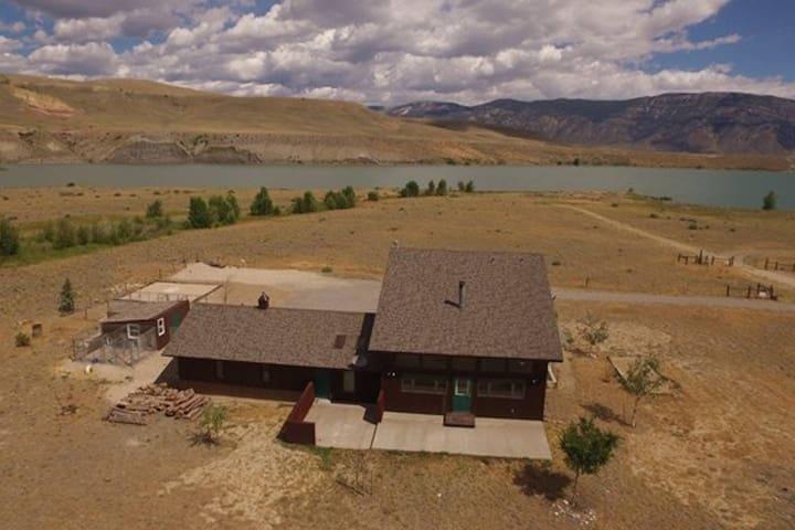 Buffalo Bill Reservoir Apartment