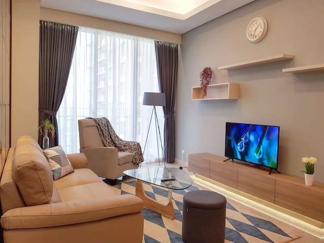 Cozy and Newly Renovated Pondok Indah Residences