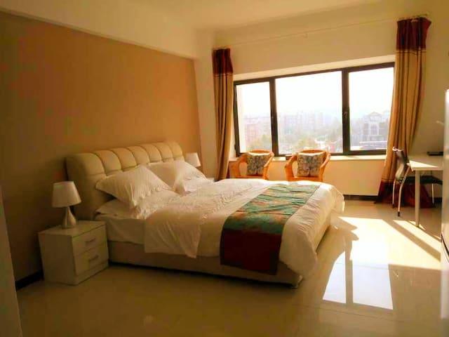 北京顺义区香悦四季豪华大床房 - Beijing - Apartotel