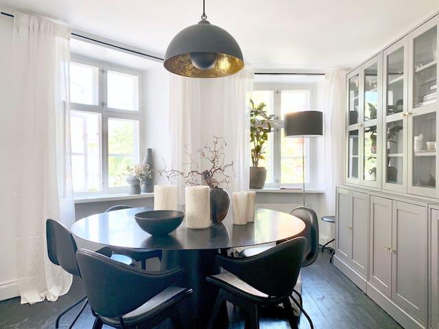Historical Apartment in the heart of Copenhagen