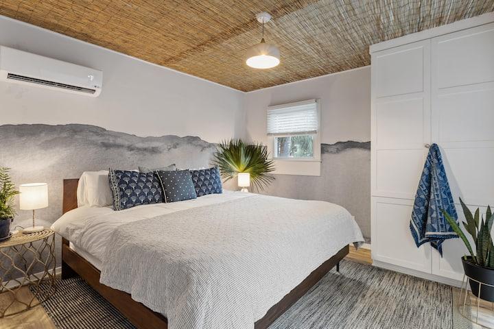 Luxury, Insta-worthy guesthouse~walk 2 beach&bars!