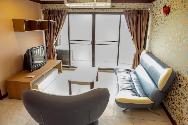 Nontree Parkview Condo - Tambon Lat Sawai - Apartment