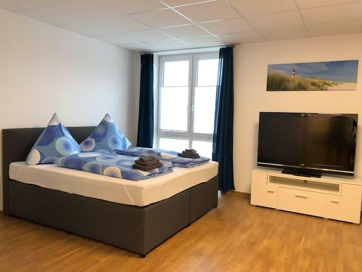 Apartment Weitblick an der Nordsee!!