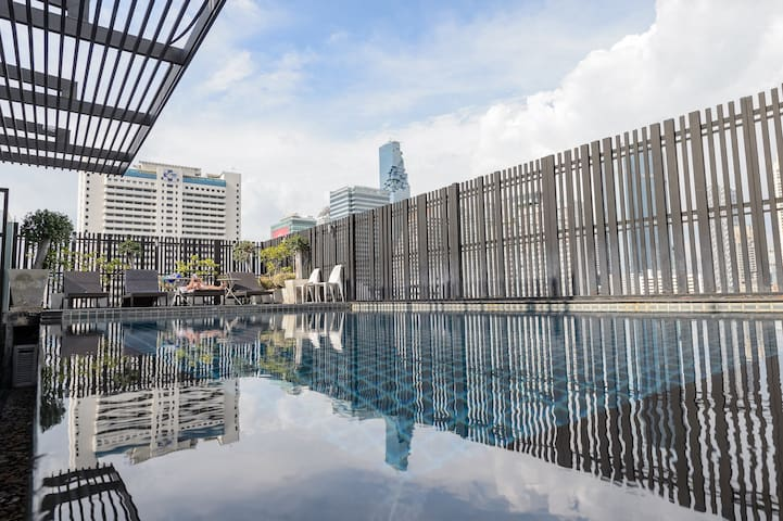 Superior Double @ H-Residence Sathorn - Bangkok - Apartment