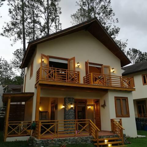 Villa brisas del pino, dónde se respira paz