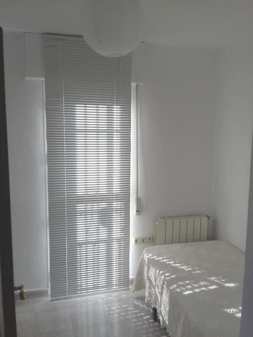 Habitación 3 cama individual