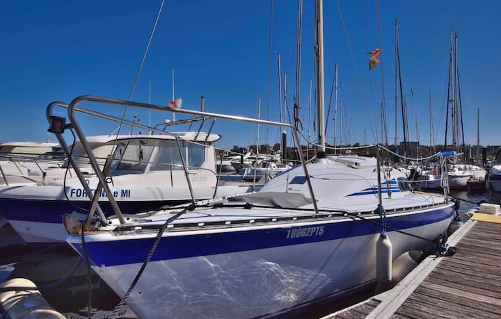 Private Sailing Boat - Oporto Center - Best Price