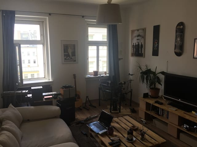 Bright Appartement in 3rd District of Vienna
