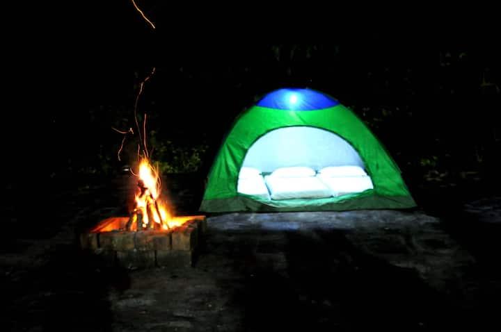 Fishing , boating and camping