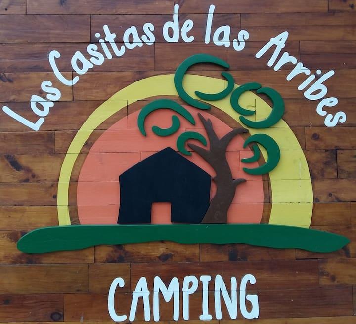 Camping Las Casitas de las Arribes El Fraile