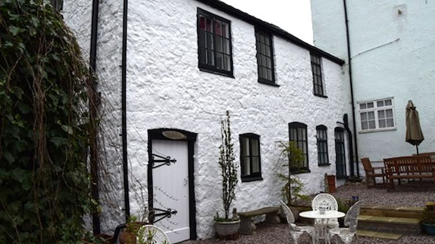 Old Printers, charming cottage, town centre - Ruthin