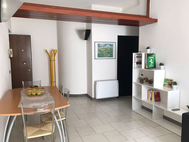 Apartment in the Center - Grosseto - Daire