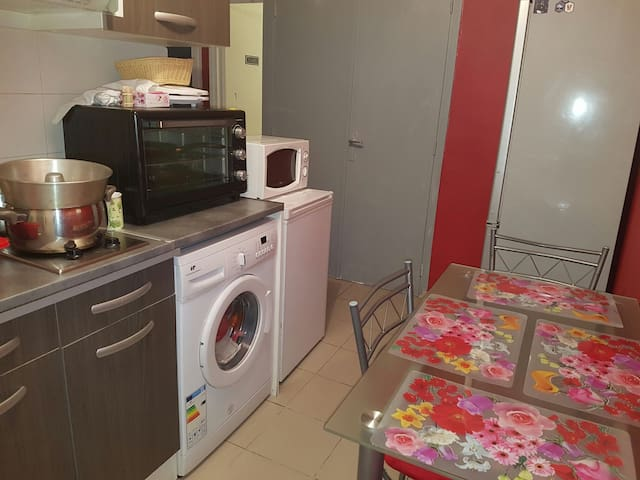 2 pieces (33 m2) proche Paris - Villetaneuse - Wohnung