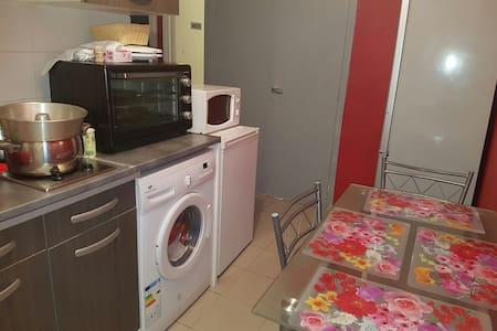 2 pieces (33 m2) proche Paris - Villetaneuse - Apartment