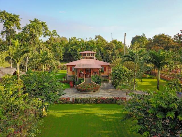 Most Beautiful Hacienda in Ecuador