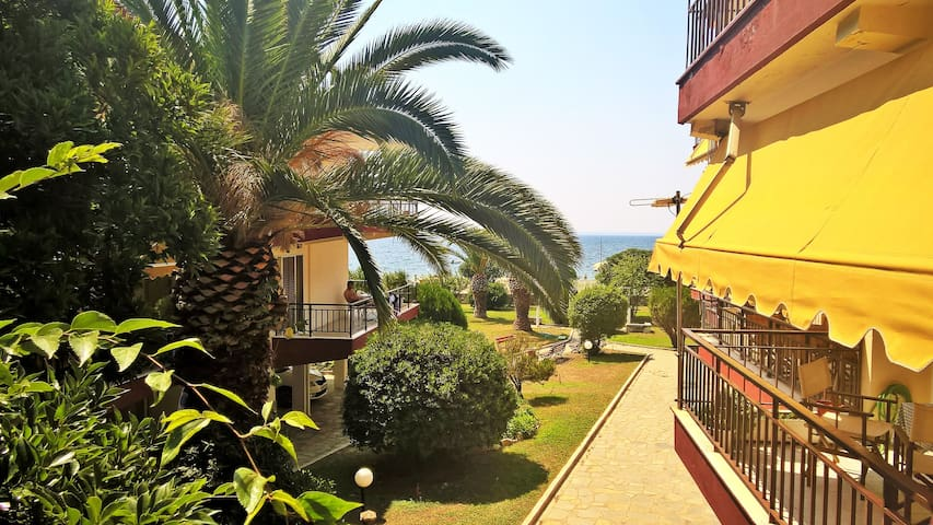 50 meters from the beach ! - Kalives Poligirou - Apartment