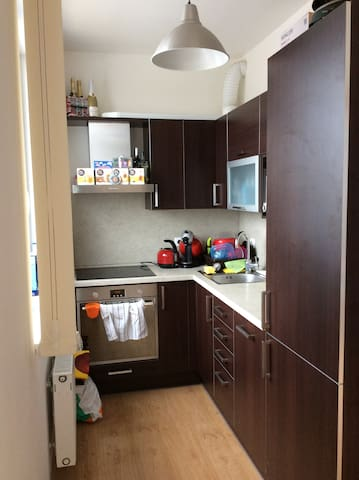 Modern two bedroom flat with terase - Prague - Apartmen