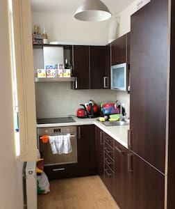 Modern two bedroom flat with terase - Prag - Lejlighed
