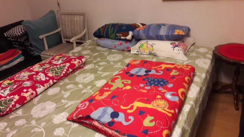 Entire Apartment- 3 Bedrooms, Bathroom, Kitchen,WC