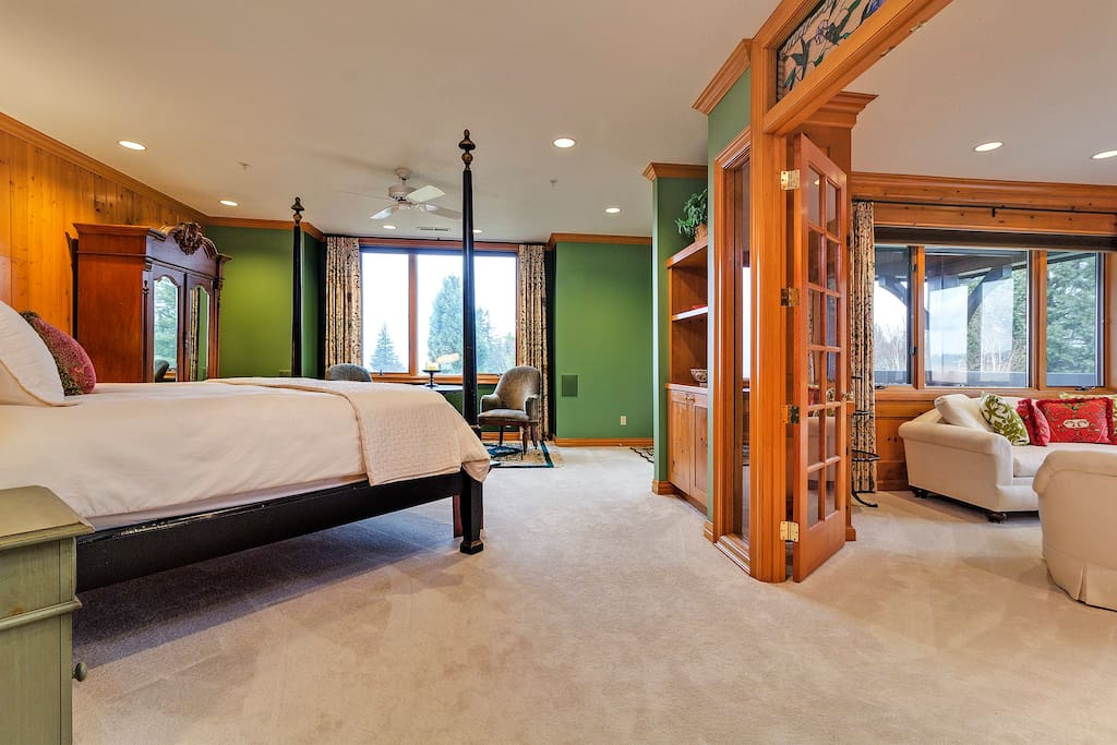 Grand Fir Bedroom