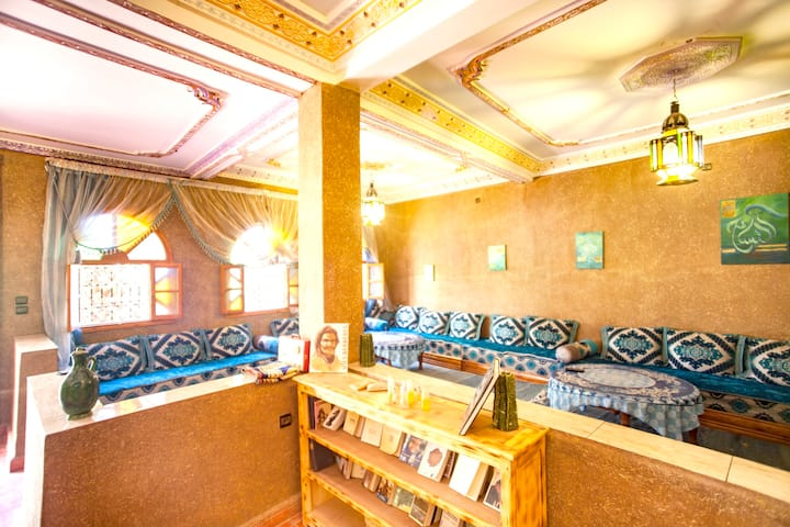 House with 7 bedrooms in Zagora, with shared pool, terrace and WiFi