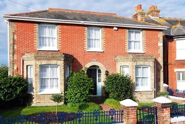 Victorian house in heart of Yarmouth Isle of Wight