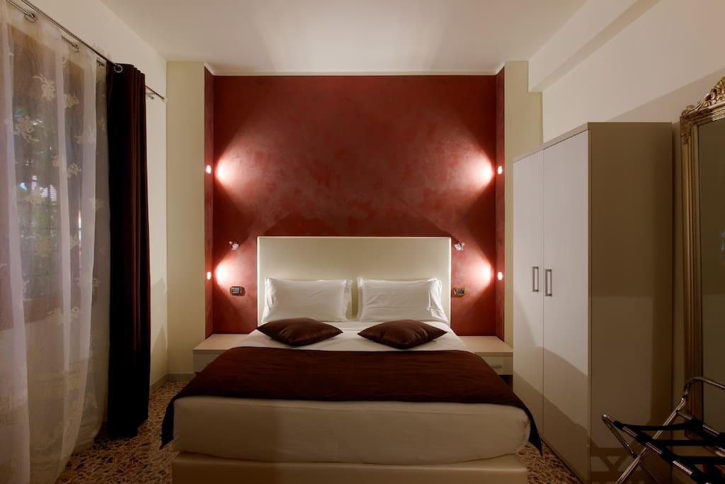 Suite Rosso Borgogna