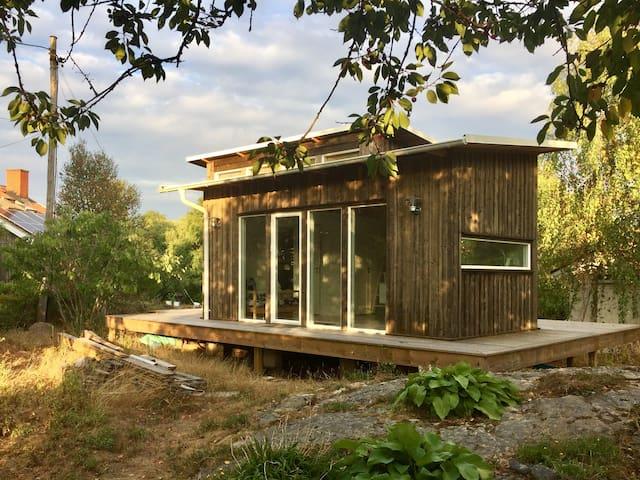 Archipelago cabin in Brännö