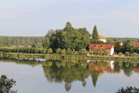 Krajina rybníků Chlum u Třeboně Penzion Hejtman