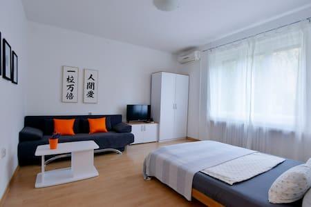 The City Centre-Riverside Apartment - Novi Sad