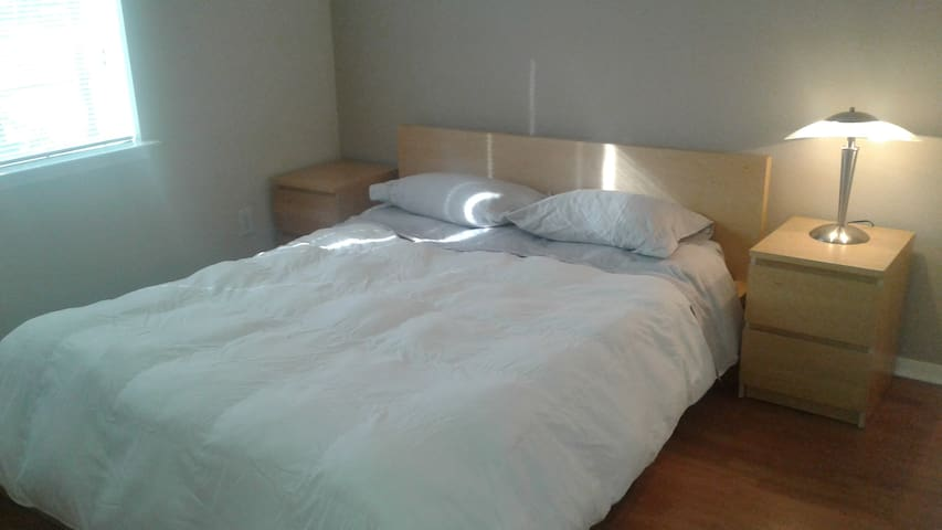 Private Bedroom, Residential. Single Occupancy