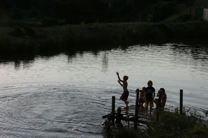 CORNELLSKOP PREDATOR FARM - Bot River - Chalet