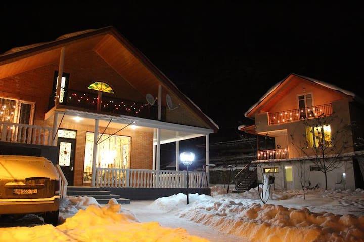Tsaghveri Lodge - Tsaghveri - Haus