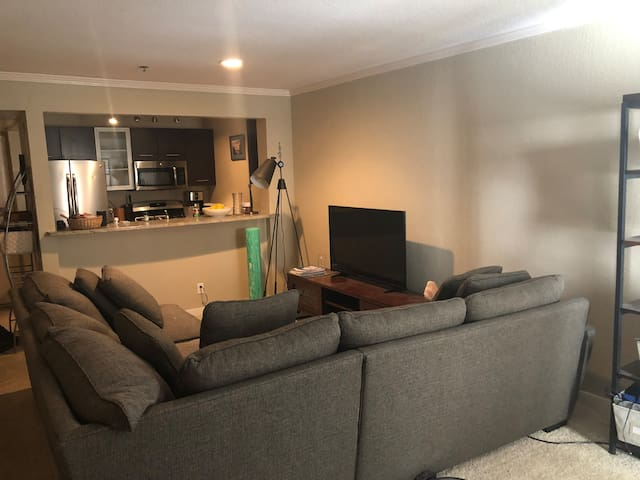Studio w/ WD - **FREE PARKING - 2 GUESTS**