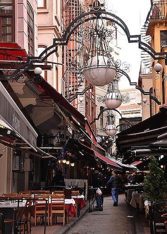 GRANDHİSAR HOTEL - Istanbul - Pousada