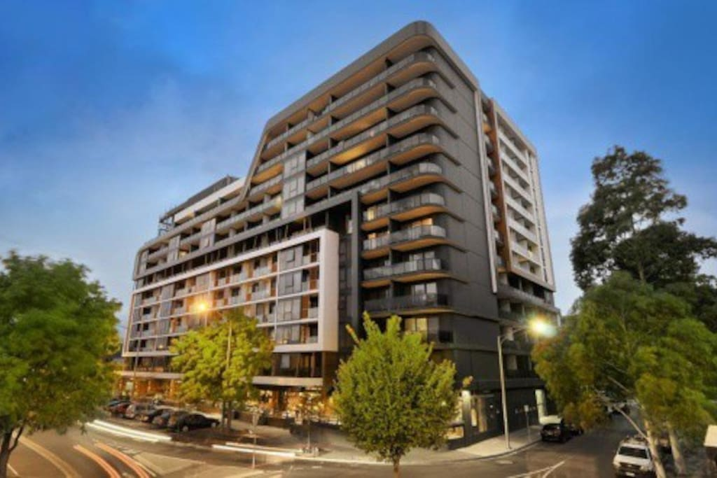 Award winning design building which was the first high rise building in South Yarra