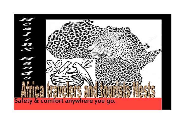 HEALING HANDS AFRICA TRAVELERS & TOURISTS NESTS