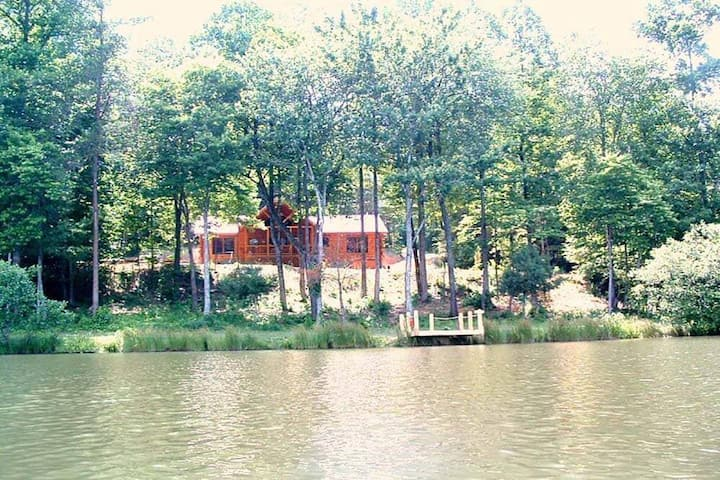 Starry Night's at Lake Buckhorn's Thoughtful Cabin