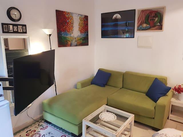 Super Nice cozy studio apartment in center TA
