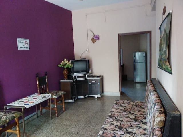 Portuguez House fr 4 @ Betalbatim(2BHK)-No Cooking
