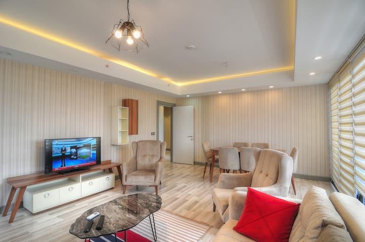 Fine modern residence, 24/7 security, 2 bedroom